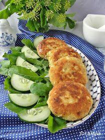 Ala piecze i gotuje: Klopsy kalafiorowo jajeczne Zucchini, Vegetables, Food, Essen, Vegetable Recipes, Meals, Yemek, Veggies, Eten