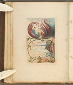 William Blake, Songs of Innocence – Treasures of the Bodleian