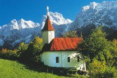 Ebbs-Kaisertal, Antoniuskapelle (Kaisertal, Kufstein) Tirol AUT