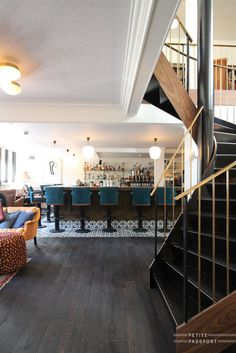 #thehoxton #amsterdam #hotel #petitepassport