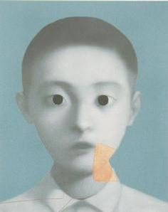 by Zhang Xiaogang