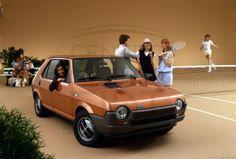 1980. #Fiat Ritmo diesel CL