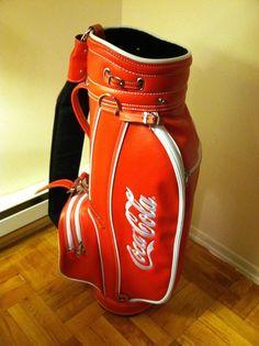 Coca-Cola Golf Bag