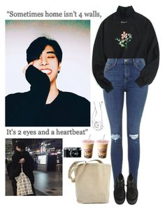 """""""Untitled #1070"""" by oned-rita3 ❤ liked on Polyvore featuring Retrò and Topshop"""