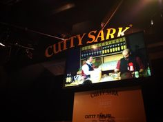 Cutty Cargo Cocktails On The Go And In HD #CuttySarkTokyo