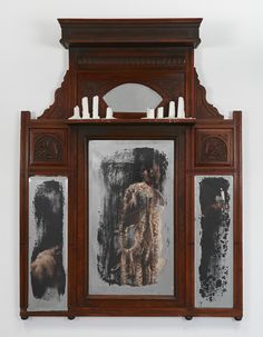 """She employs strategies of creating self-definition that are deeply rooted in looking at her own past, be it through spirituality or relearning South African history and its alternate narratives. """"Signal Her Return"""" South African Artists, African History, Female Bodies, Past, Spirituality, Sculpture, Gender, Photography, Fotografie"""