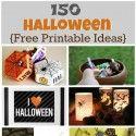 150 Best Halloween ideas(Free printables)   Craftionary