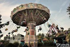 Knott's Berry Farm - Swings