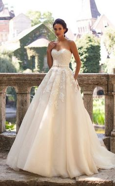 Milla Nova 2016 Bridal Collection -  Sabrina