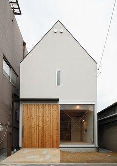 Unbelievable Modern Architecture Designs – My Life Spot Blog Architecture, Modern Architecture Design, Minimalist Architecture, Facade Design, Exterior Design, House Design, Japanese Architecture, Japanese Modern House, Casa Patio