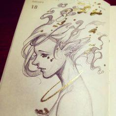 That's rough, buddy., qinni:   Moreinstagram daily-sketch dump  on my...