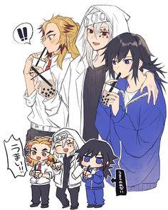 Anime Demon, Manga Anime, Anime Art, Slayer Meme, Demon Slayer, Anime Bebe, Demon Hunter, Japanese Manga Series, Manga Games