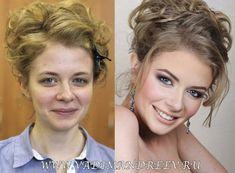 Das Profi-Make-up