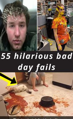 """hilarious bad day fails that will make your """"bad"""" day look like a walk in the park Baby Christmas Photos, Have Good Day, Good Jokes, Having A Bad Day, Teenager Outfits, Bored Panda, New Pins, Healthy Drinks, Feel Better"""