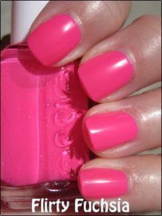Essie pink