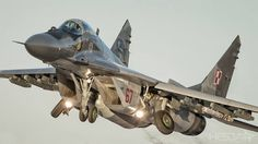 "Polish Air Force MiG-29G ""Fulcrum"""