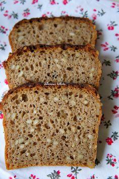 Pineapple Bread Pudding, Raisin Bread Pudding, Cinnamon Raisin Bread, How To Make Bread, Food To Make, Bhatura Recipe, Bread Without Yeast, Easy Bread Recipes, No Bake Desserts