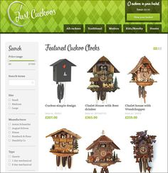 30 Professional Looking e-Commerce Web Designs.....side detailed search