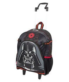 Mochilete Grande Star Wars 16Y Darth Vader