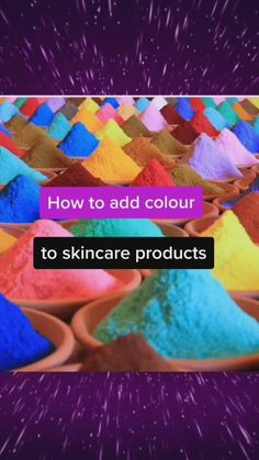 How to add color to skincare products by Savvyjummy. Color improves aesthetic of skincare products. Follow for part 2 on the safety of the dyes. Virtual Assistant, Active Ingredient, Dyes, Improve Yourself, Safety, Skincare, Tutorials, Tools, Business