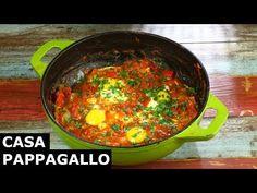 Shakshuka .. ovvero uova al pomodoro straordinarie! S1 - P22 - YouTube