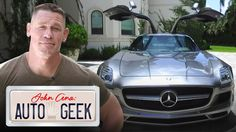 The most wonderful car ever made! - John Cena: Auto Geek #thebellatwins #bella #john #cena #nikkibela #briebella #can'tyouseeme #youcan'tseeme #wonderfullcall#2012 #Mercedes #Benz #SLS #AMG #Gullwingdoors #UniqueBodystyle #Sidepanelheatdiffusers #19AmGwheels