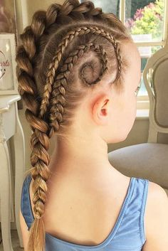 braids hairstyle for kids