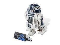 Brandon--  Presenting the ultimate collector series R2-D2 – the best-loved droid in the Star Wars galaxy!