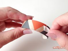 Quick craft stick bracelets.