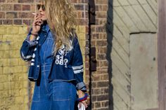 Simple, Sporty Looks Steal the Show in Sydney - Australia Fashion Week Street Style-Wmag