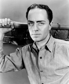 William Powell With No Mustache