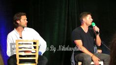 VanCon 2014 J2 Panel - The entire panel in one video, closer up, and has the ending! <3 <3 <3