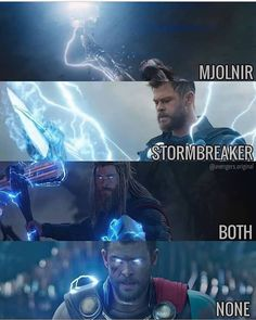 Chris Hemsworth - Which Thor you like the most? Marvel Dc Movies, Comic Movies, Marvel Actors, Marvel Art, Marvel Memes, Marvel Characters, Marvel Avengers, Avengers Earth's Mightiest Heroes, Thor Wallpaper