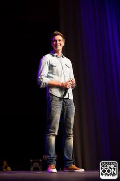 James Phelps at Salt Lake Comic Con 2015