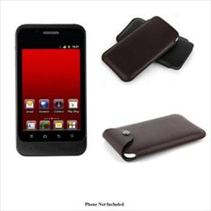 Faux Leather Cover to fit ZTE Kis Microfibre Inside may other makes and models on eBid United Kingdom £4.99