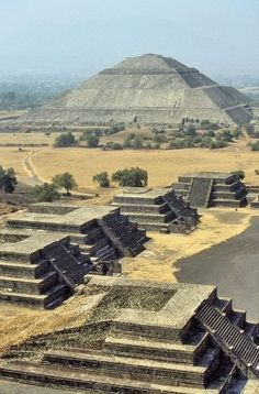 Teotihuacan. Love that my kids climbed the pyramid of the sun!!