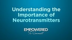 Understanding the Importance of Neurotransmitters by Tapestry. Neurotransmitters are the chemical messengers that help our bodies think, feel and move.  However, the levels of key neurotransitters in many children from hard places are often too high, too low and/or out of balance.  In this brief video, Dr. Karyn Purvis explains the importance of neurotransmitters, both in terms of helping parents gain new insight and compassion for their children and also for understanding how they might…
