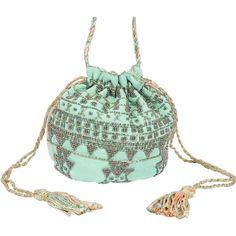 Bolsa Saco Riachuelo Accessori Verde -Moda - Bolsas - Walmart.com Vintage Purses, Vintage Bags, Lady Like, Blue Jean Quilts, Potli Bags, Sweet Bags, Boho Bags, Scarf Jewelry, Cotton Bag