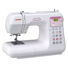 Janome DC4030 computerised sewing machine