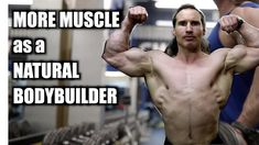 Bodybuilding Videos, Natural Bodybuilding, How To Run Longer, Workout Videos, Muscle, Make It Yourself, Running, Motivation, Youtube
