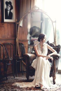 Obra Maestra Studio New Sample (Korea pre-wedding photos) Pre Wedding Photoshoot, Wedding Poses, Wedding Shoot, Wedding Couples, Korean Wedding Photography, Bridal Photography, Photo Couple, Bridal Portraits, Bridal Style