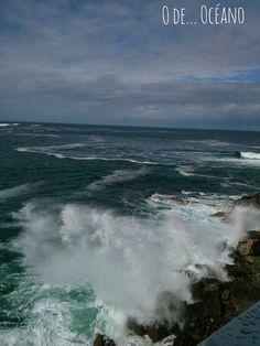 Crochet y demos: O de ...Océano y de... Ojos