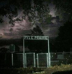 Pyle Cemetery, Kaufman county Texas