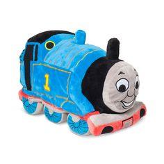 Thomas & Friends Thomas the Tank Engine Blue Throw Pillow