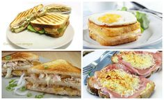 Te presentamos algunos de los más famosos sandwiches del mundo. Ahora te toca a ti prepararlos en casa.