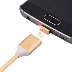 Cheap Magnética cargador automático de adsorción magnética imán cable micro usb cable para samsung teléfonos android de carga micro usb cables, Compro Calidad Cables de Teléfono móvil directamente de los surtidores de China: Magnética cargador automático de adsorción magnética imán cable micro usb cable para samsung teléfonos android de carga micro usb cables