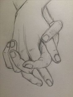 Prática esboço segurando as mãos 4 - pinkishcoconut Zeichnungen iDeen ✏️ Drawing Tutorials Online, Online Drawing, Art Tutorials, Online Tutorials, Pencil Drawing Tutorials, Drawing Tutorial Hands, Hands Tutorial, Sketches Tutorial, Cool Art Drawings