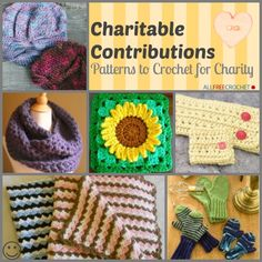 Love to crochet? Be