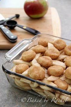 Thanksgiving? Yep. Apple Snickerdoodle Cobbler.....OMG!!! This cobbler recipe looks amazing.