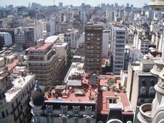 Hostel Estoril rooftop, Buenos Aires Hostel, Rooftop, South America, New York Skyline, Times Square, Travel, Buenos Aires, Rooftops, Viajes